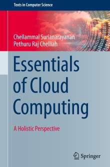 Pethuru Raj Chelliah: Essentials of Cloud Computing, Buch