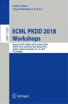 ECML PKDD 2018 Workshops, Buch