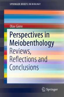 Olav Giere: Perspectives in Meiobenthology, Buch