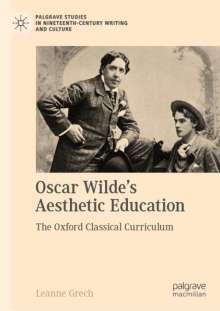Leanne Grech: Oscar Wilde's Aesthetic Education, Buch