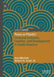 Ken Mitchell: Pesos or Plastic?, Buch