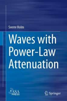 Sverre Holm: Waves with Power-Law Attenuation, Buch