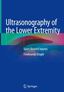 Ferdinando Draghi: Ultrasonography of the Lower Extremity, Buch