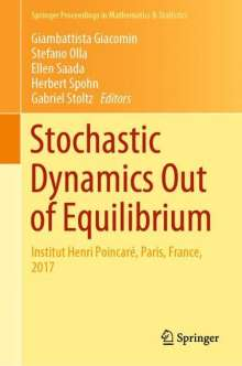 Stochastic Dynamics Out of Equilibrium, Buch