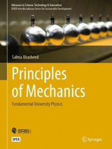 Salma Alrasheed: Principles of Mechanics, Buch