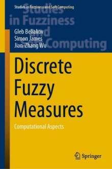 Gleb Beliakov: Discrete Fuzzy Measures, Buch