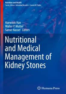 Nutritional and Medical Management of Kidney Stones, Buch