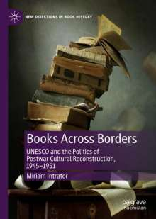 Miriam Intrator: Books Across Borders, Buch