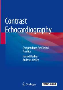 Harald Becher: Contrast Echocardiography, Buch