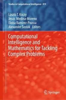Computational Intelligence and Mathematics for Tackling Complex Problems, Buch