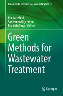 Green Methods for Wastewater Treatment, Buch