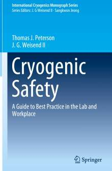 Thomas J. Peterson: Cryogenic Safety, Buch