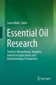 Essential Oil Research, Buch