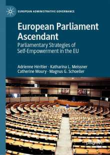 Adrienne Héritier: European Parliament Ascendant, Buch