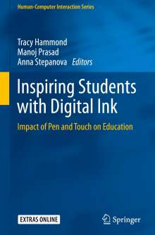 Inspiring Students with Digital Ink, Buch