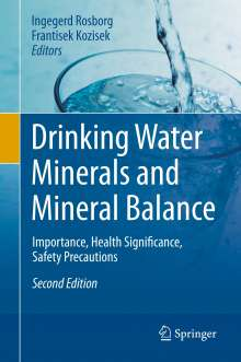 Drinking Water Minerals and Mineral Balance, Buch