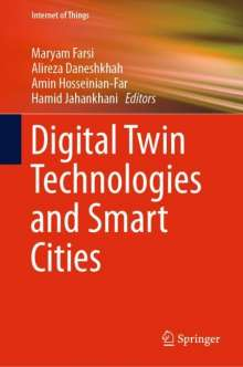 Digital Twin Technologies and Smart Cities, Buch