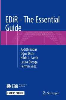 Judith Babar: EDiR - The Essential Guide, Buch