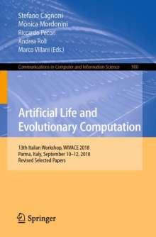 Artificial Life and Evolutionary Computation, Buch