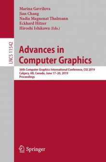 Advances in Computer Graphics, Buch