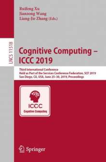 Cognitive Computing - ICCC 2019, Buch