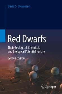David S. Stevenson: Red Dwarfs, Buch