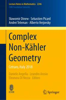 Slawomir Dinew: Complex Non-Kähler Geometry, Buch