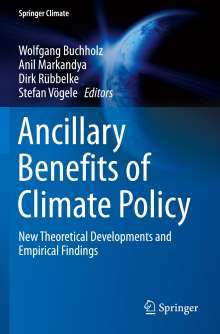 Ancillary Benefits of Climate Policy, Buch