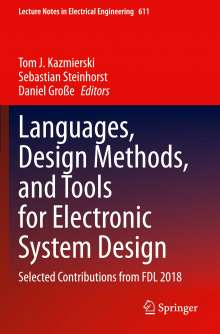 Languages, Design Methods, and Tools for Electronic System Design, Buch