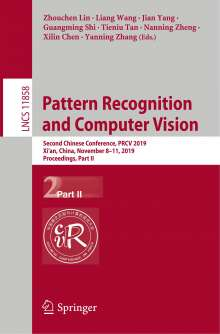Pattern Recognition and Computer Vision, Buch