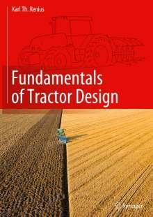 Karl Theodor Renius: Fundamentals of Tractor Design, Buch