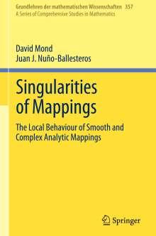 David Mond: Singularities of Mappings, Buch
