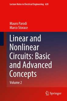 Mauro Parodi: Linear and Nonlinear Circuits: Basic and Advanced Concepts, Buch