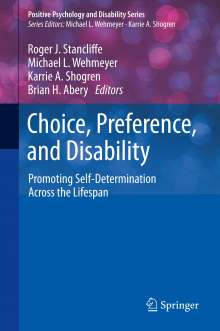 Choice, Preference, and Disability, Buch