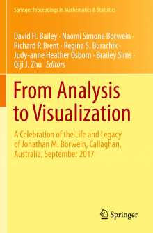 From Analysis to Visualization, Buch