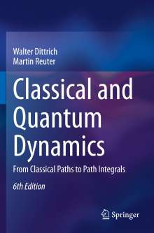 Martin Reuter: Classical and Quantum Dynamics, Buch