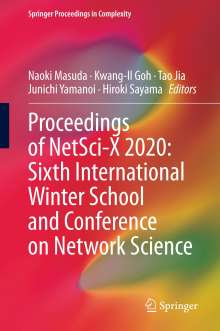 Proceedings of NetSci-X 2020: Sixth International Winter School and Conference on Network Science, Buch