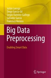 Salvador García: Big Data Preprocessing, Buch