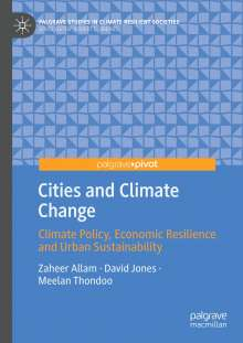 Zaheer Allam: Cities and Climate Change, Buch