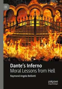 Raymond Angelo Belliotti: Dante's Inferno, Buch