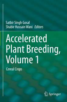 Accelerated Plant Breeding, Volume 1, Buch