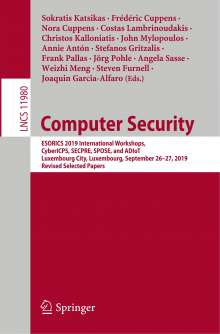 Computer Security, Buch