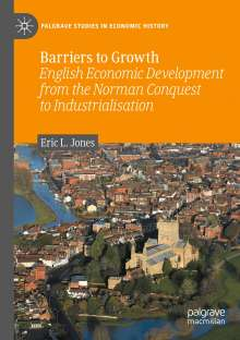 Eric L. Jones: Barriers to Growth, Buch
