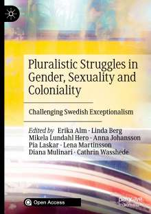 Pluralistic Struggles in Gender, Sexuality and Coloniality, Buch