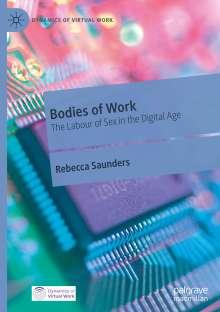 Rebecca Saunders: Bodies of Work, Buch