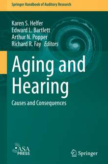 Aging and Hearing, Buch