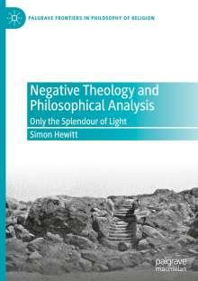 Simon Hewitt: Negative Theology and Philosophical Analysis, Buch