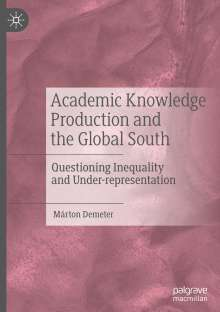 Márton Demeter: Academic Knowledge Production and the Global South, Buch
