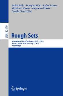 Rough Sets, Buch