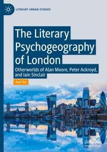 Ann Tso: The Literary Psychogeography of London, Buch